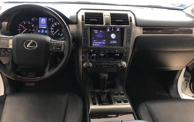 Bán Lexus GX460 màu trắng, sản xuất năm 2017 đăng ký cá nhân4