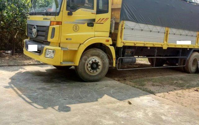 Bán xe tải Auman 14 tấn, 3 chân cầu lồi0