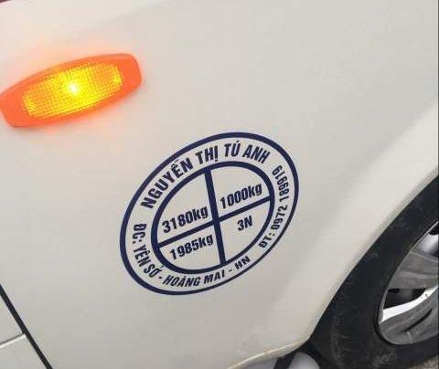 Cần bán gấp Hyundai Porter sản xuất 2011, màu trắng, nhập khẩu nguyên chiếc chính chủ, giá chỉ 280 triệu3