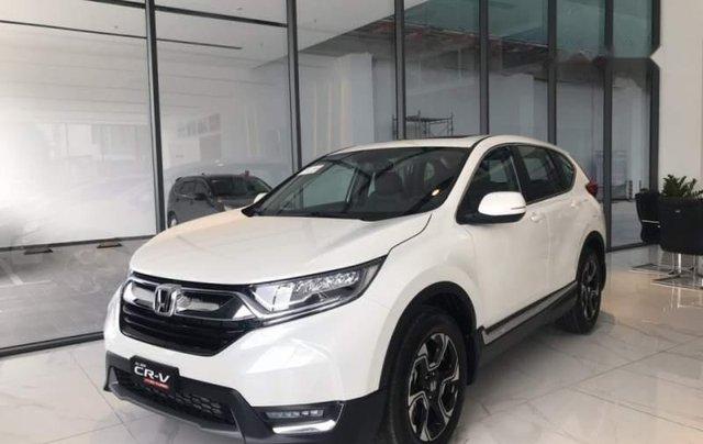 Cần bán xe Honda CR V đời 2019, nhập khẩu nguyên chiếc, giao nhanh1