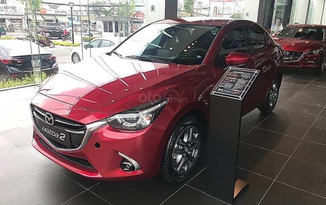 Bán Mazda 2 Premium 2019, màu đỏ, nhập khẩu1