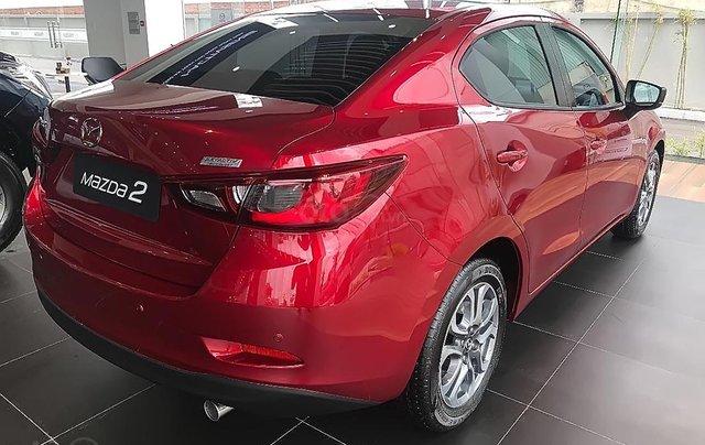 Bán Mazda 2 Premium 2019, màu đỏ, nhập khẩu4