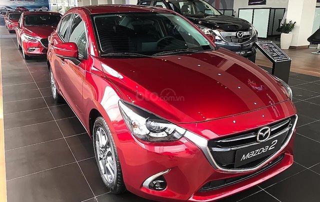 Bán Mazda 2 Premium 2019, màu đỏ, nhập khẩu0