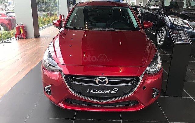 Bán Mazda 2 Premium 2019, màu đỏ, nhập khẩu3