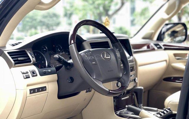 Bán xe Lexus LX 570 đã qua sử dụng SX 2014, màu đen, LH Ms Hương 09453924685