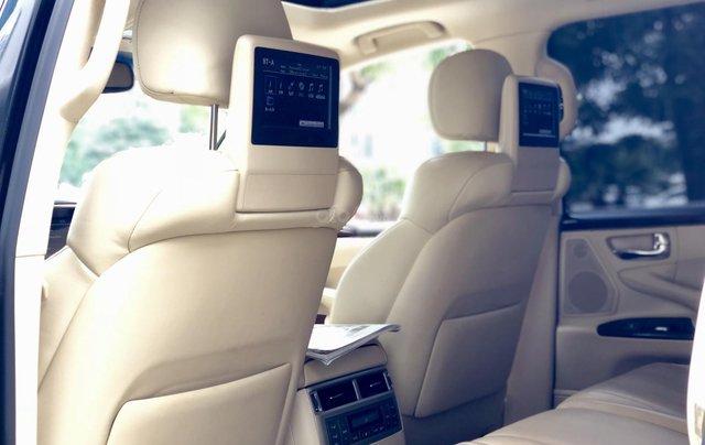 Bán xe Lexus LX 570 đã qua sử dụng SX 2014, màu đen, LH Ms Hương 09453924686