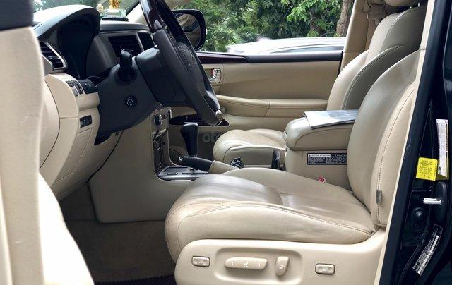 Bán xe Lexus LX 570 đã qua sử dụng SX 2014, màu đen, LH Ms Hương 094539246814