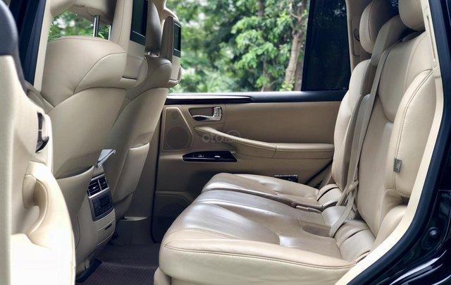 Bán xe Lexus LX 570 đã qua sử dụng SX 2014, màu đen, LH Ms Hương 094539246820