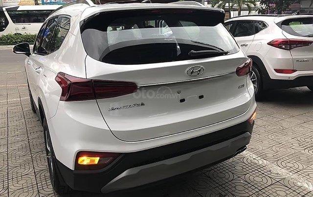 Bán Hyundai Santa Fe thế hệ mới, hộp số tự động 8 cấp1