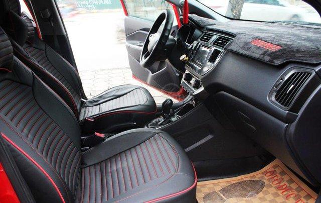 Cần bán xe Kia AT SX 2012, màu đỏ, nhập khẩu nguyên chiếc6