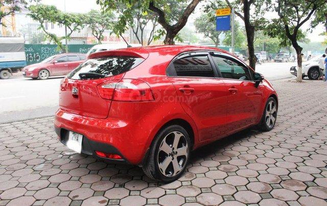 Cần bán xe Kia AT SX 2012, màu đỏ, nhập khẩu nguyên chiếc5