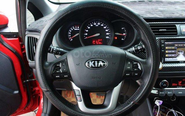 Cần bán xe Kia AT SX 2012, màu đỏ, nhập khẩu nguyên chiếc10