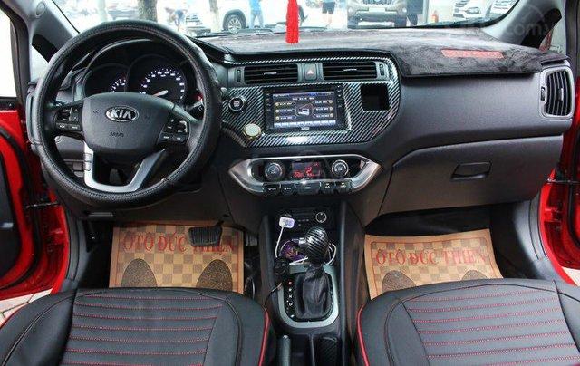 Cần bán xe Kia AT SX 2012, màu đỏ, nhập khẩu nguyên chiếc8