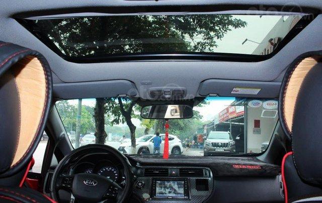 Cần bán xe Kia AT SX 2012, màu đỏ, nhập khẩu nguyên chiếc9