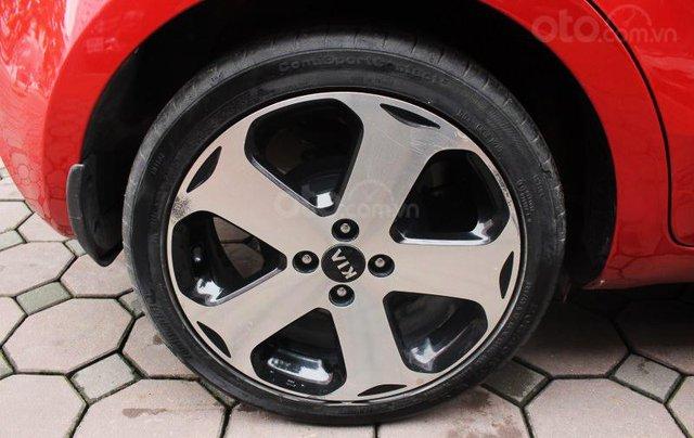 Cần bán xe Kia AT SX 2012, màu đỏ, nhập khẩu nguyên chiếc14