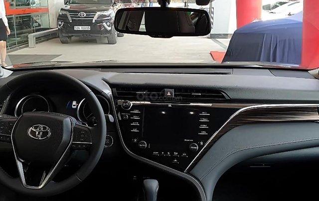 Bán Toyota Camry 2.5Q đời 2019, màu đen, nhập khẩu Thái Lan2