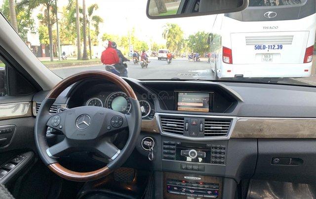 Bán xe Mercedes E300 đời 2010, màu nâu5
