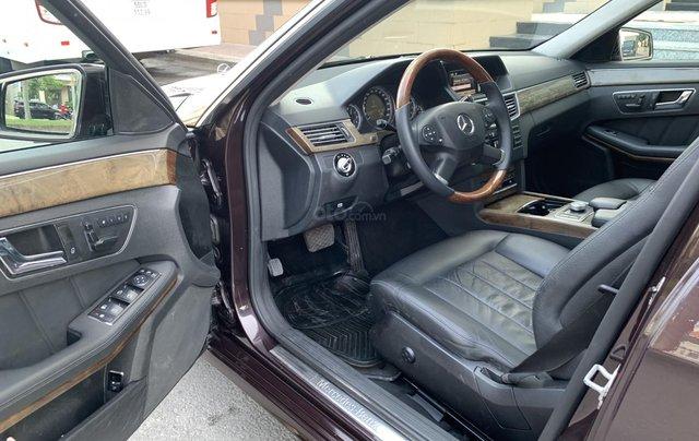 Bán xe Mercedes E300 đời 2010, màu nâu6