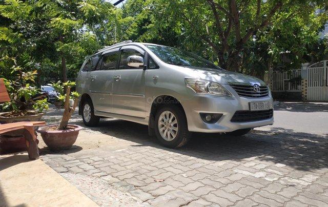 Chính chủ bán Innova E 2013 MT xe gia đình sử dụng còn như mới0