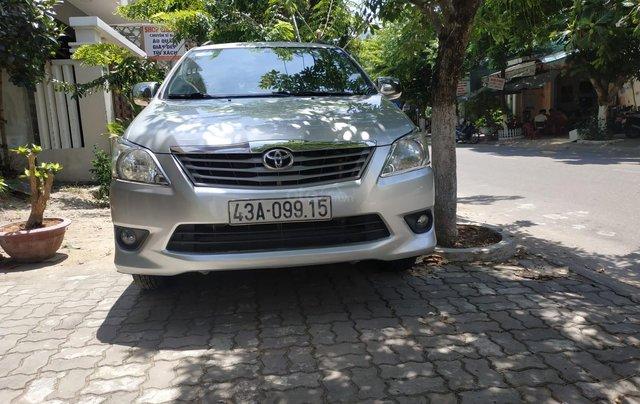 Chính chủ bán Innova E 2013 MT xe gia đình sử dụng còn như mới2