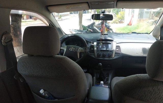 Chính chủ bán Innova E 2013 MT xe gia đình sử dụng còn như mới4