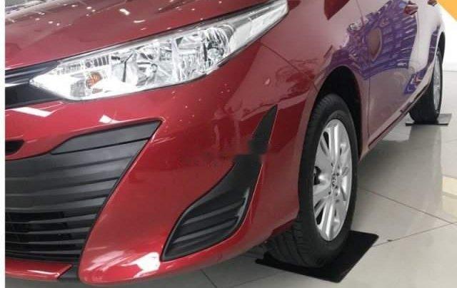 Cần bán xe Toyota Vios đời 2019, màu đỏ2