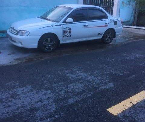 Bán ô tô Kia Spectra năm 2005, màu trắng3
