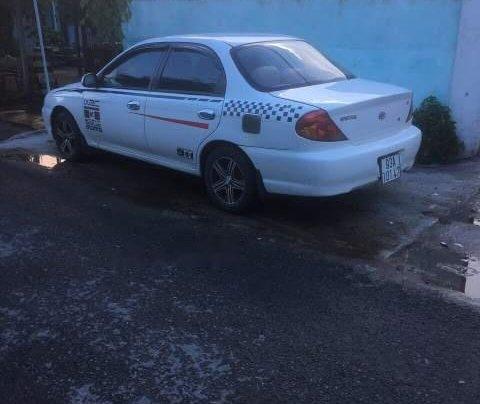 Bán ô tô Kia Spectra năm 2005, màu trắng4