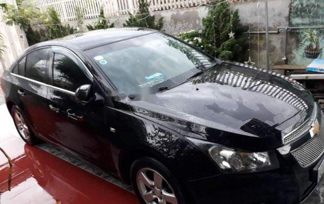 Chính chủ bán xe Chevrolet Cruze đời 2012, màu đen4