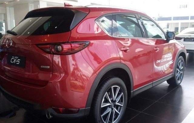 Bán Mazda CX 5 năm sản xuất 2019, màu đỏ, giá tốt2