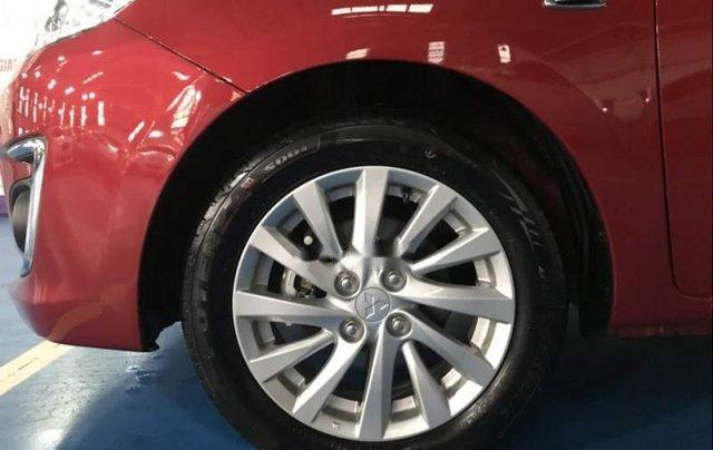 Bán xe Mitsubishi Attrage năm sản xuất 2019, màu đỏ, nhập khẩu Thái, giá tốt1
