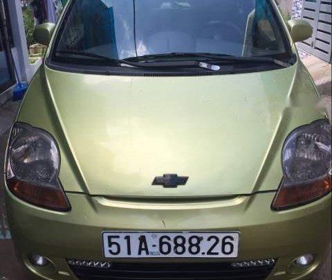 Cần bán gấp Chevrolet Spark năm sản xuất 2008 xe gia đình0