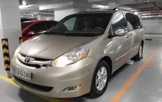 Xe Toyota Sienna năm sản xuất 2008, 850tr