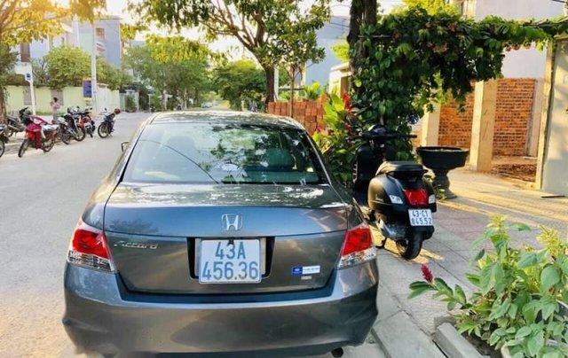 Bán Honda Accord 2008, màu xám, nhập từ Nhật, giá 56tr1