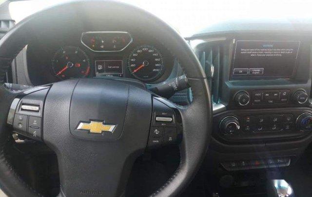 Bán Chevrolet Colorado đời 2018, màu trắng, xe nhập1