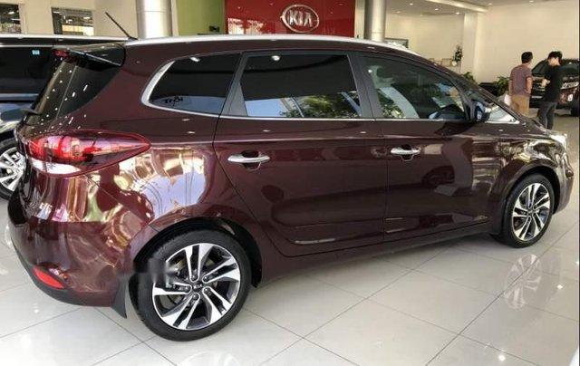 Bán xe Kia Rondo sản xuất 2019, màu đỏ4