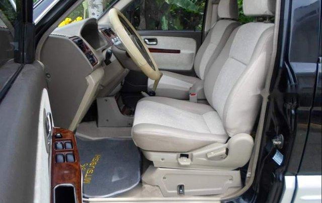 Bán ô tô Mitsubishi Jolie Limited năm 2005, màu đen, xe nhập0