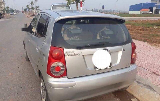 Cần bán xe Kia Morning đời 2009, màu bạc, nhập khẩu, giá 159tr5