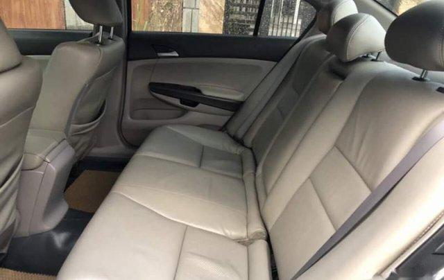 Bán Honda Accord 2008, màu xám, nhập từ Nhật, giá 56tr5