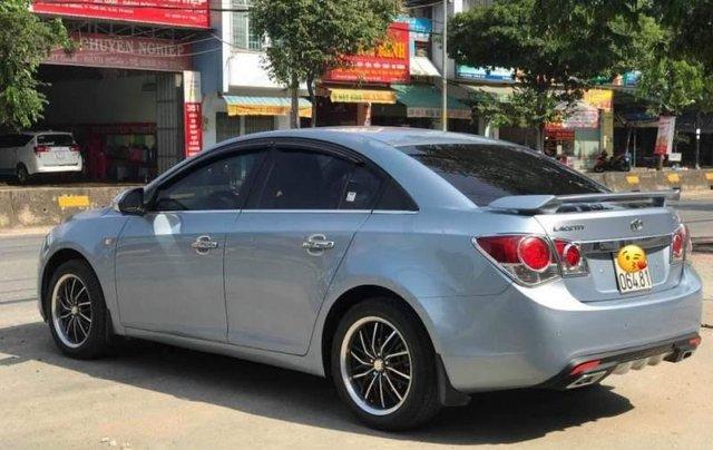 Gia đình bán Daewoo Lacetti CDX 1.6 2009, màu bạc, nhập khẩu4