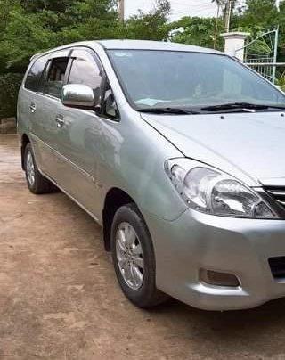 Bán Toyota Innova G đời 2009, màu bạc giá cạnh tranh3