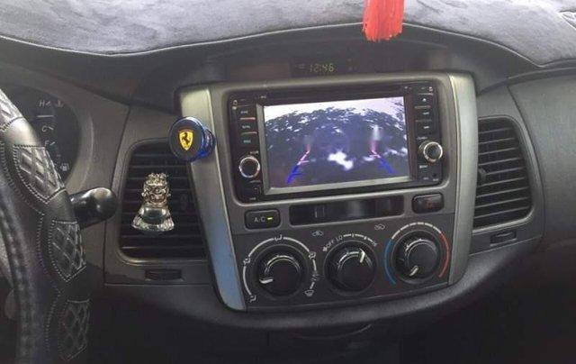 Cần bán lại xe Toyota Innova năm sản xuất 2012, màu bạc giá cạnh tranh4
