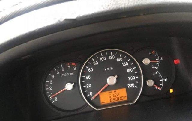 Cần bán lại xe Kia Carens sản xuất 2011, màu trắng xe gia đình1