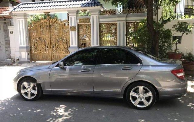 Bán Mercedes C300 sản xuất năm 2010, màu xám0