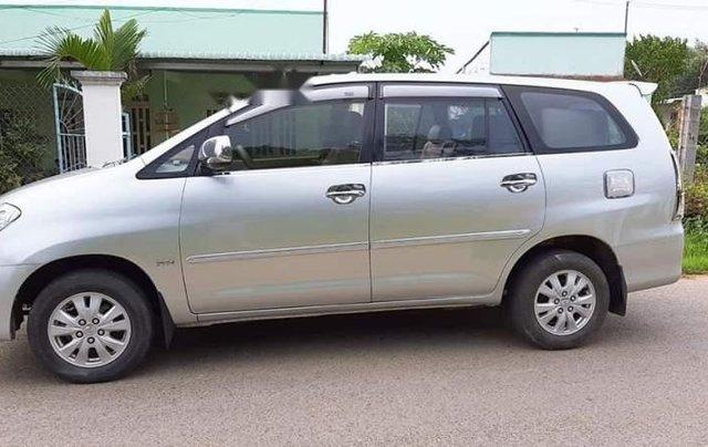 Bán Toyota Innova G đời 2009, màu bạc giá cạnh tranh4