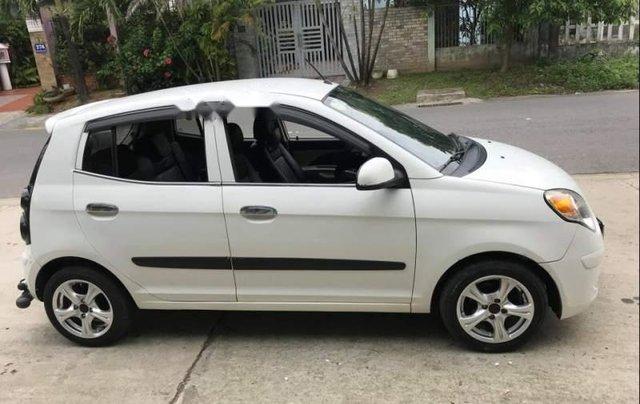 Bán ô tô Kia Morning đời 2013, màu trắng, xe nhập1