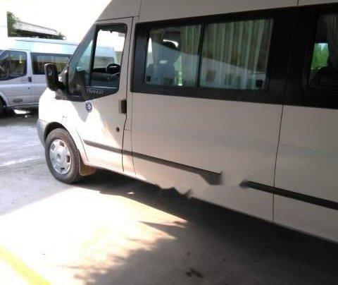 Bán xe Ford Transit sản xuất 2007, màu trắng, giá tốt1