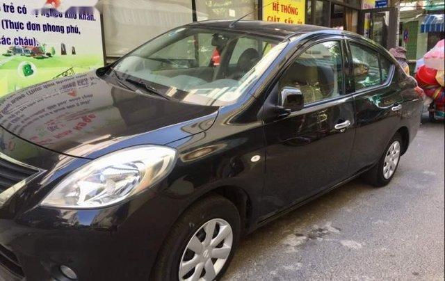 Cần bán lại xe Nissan Sunny đời 2013, màu đen, giá chỉ 250 triệu0