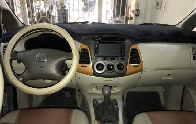 Bán gấp Toyota Innova G sản xuất năm 2010, màu bạc còn mới3