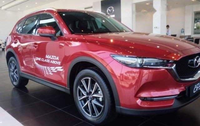 Bán Mazda CX 5 năm sản xuất 2019, màu đỏ, giá tốt1
